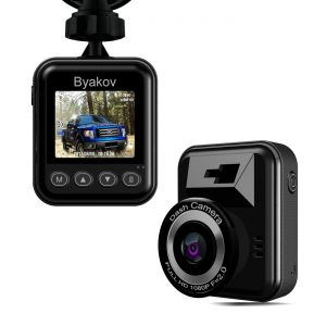 dashcam camera voiture byakov